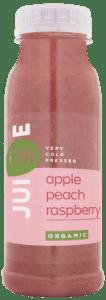 Appel- Perzik-Framboos sapkuur