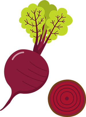 Juizs red beetroot